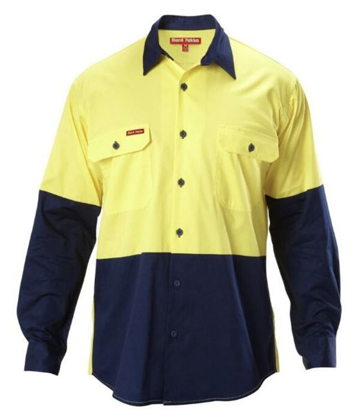 Koolgear Hi Vis, Ventilated Day Only Shirt