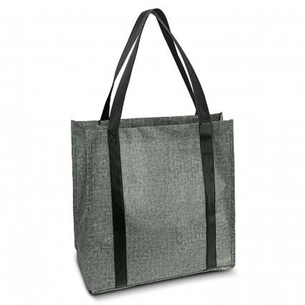 Super Shopper Heather Tote Bag