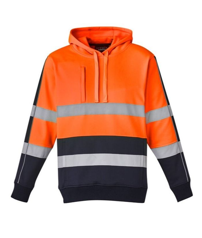 Hi Vis Unisex Stretch Taped Hoodie