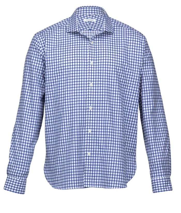 The Identity Mens Check Shirt