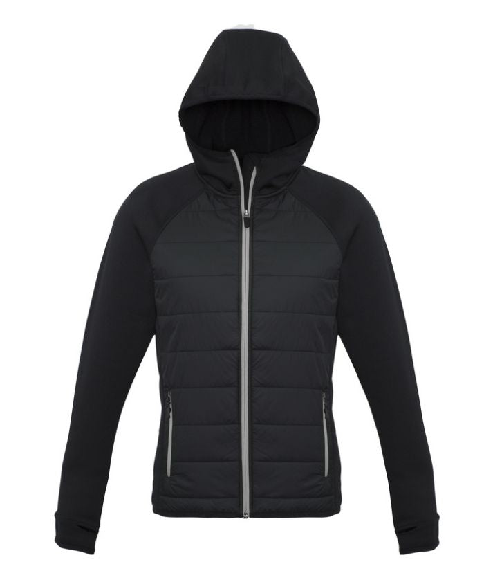 Stealth Ladies Tech Hoodie