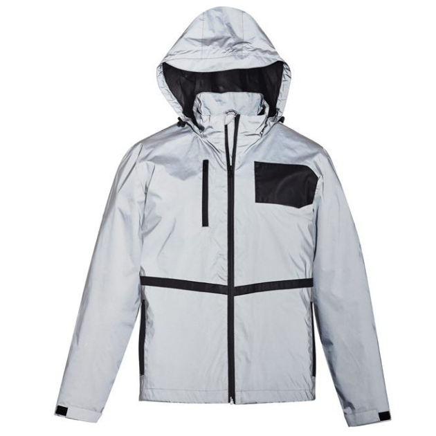 Unisex Streetworx Reflective Waterproof Jacket-zj380-syzmik