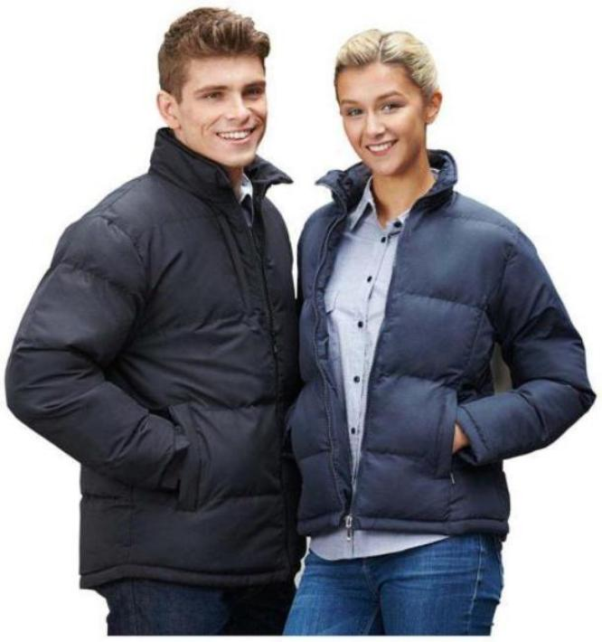 Womens Alpine Puffer Jacket-JK14