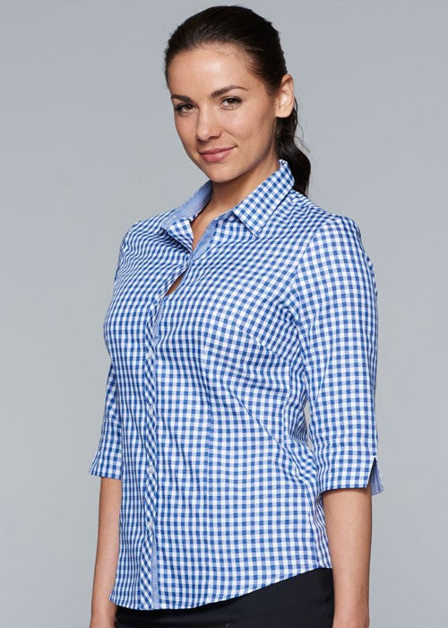Lady Brighton 3/4 Sleeve Shirt-2909T