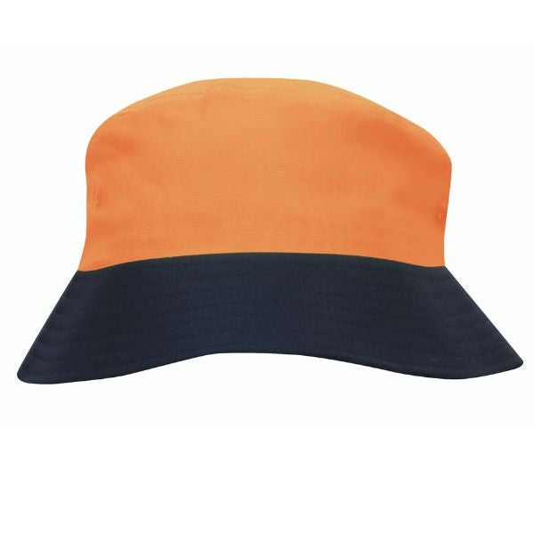 hi-vis-bucket-hat-yellow-navy-construction-builders-painters
