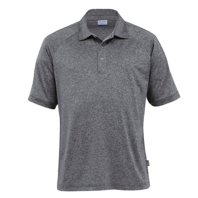 Mens Dri Gear Melange Performance polo-dgmlp