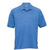 Mens Dri Gear Melange Performance Polo