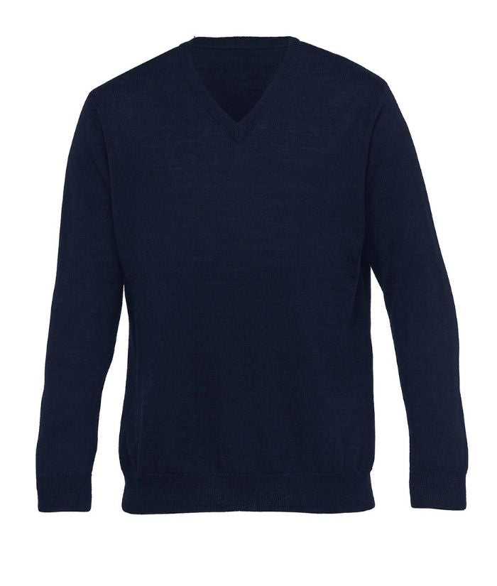 Eco-gear-Merino-Detailed-Vee-Pullover-Mens-EGMDP