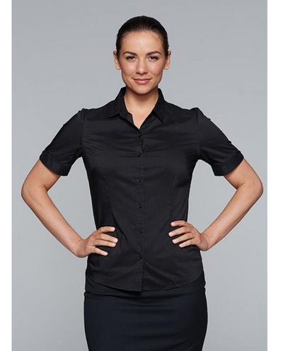 Lady Mosman Short Sleeve Shirt-2903s