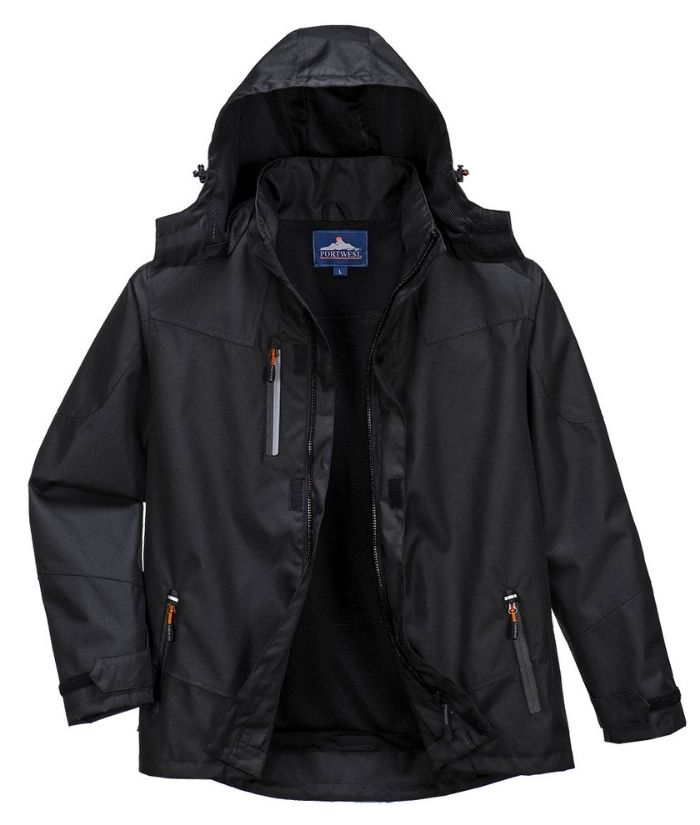 Outcoach Breathable Waterproof Jacket