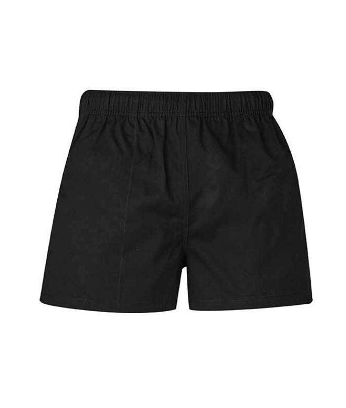 mens-Rugby-Shorts-Colours: Black, Navy.