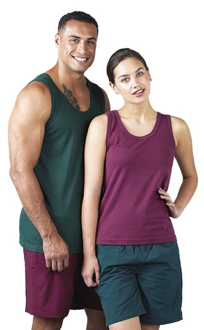 S190 - Unisex Adult Classic Singlet - Sports Marle
