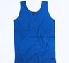 S190 - Unisex Adult Classic Singlet - Royal