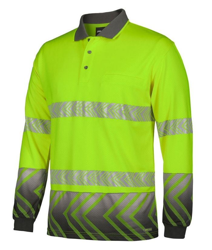hi-vis-arrow-sub-polo-l/s-segmented-tape-6HAL-jb's