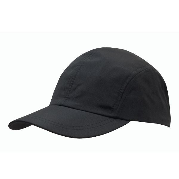 Sports Ripstop Cap with Towelling Band