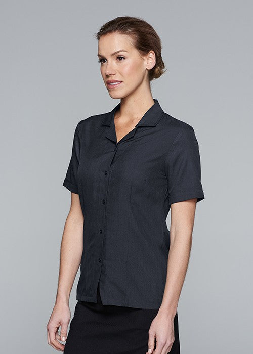2904S-Lady Springfiled Short Sleeve Shirt