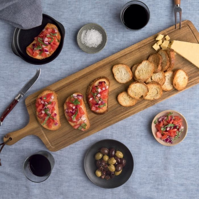 Tapas Serving Board - Po 'di fame