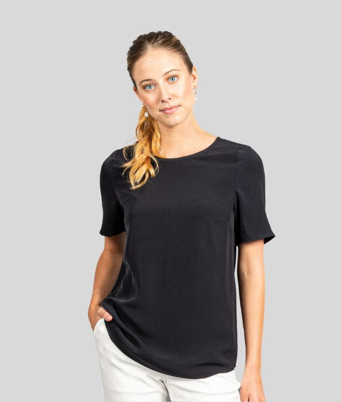 Taylor Short Sleeve Soft Top