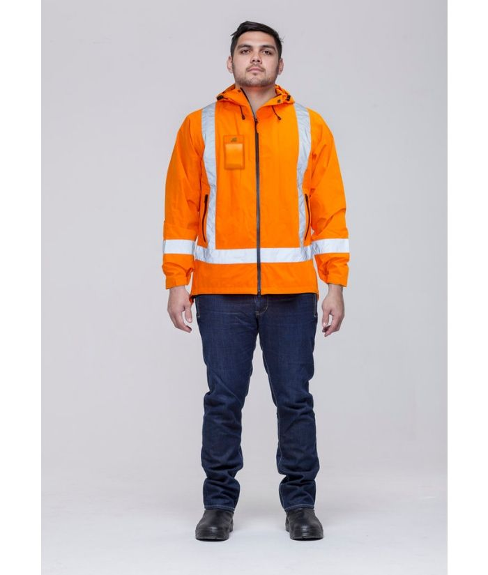 Hi Vis Technical Performance Jacket