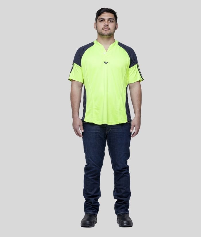 visible-difference-hi-vis-VDRS0110F_Polo-yellow-navy