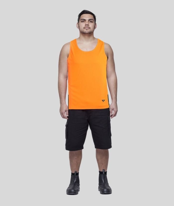 Hi Vis Performance Singlet