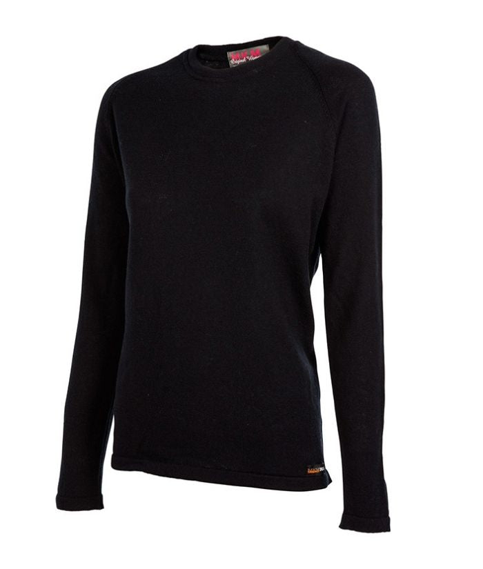 MKM Originals Womens L/S Merino Tee