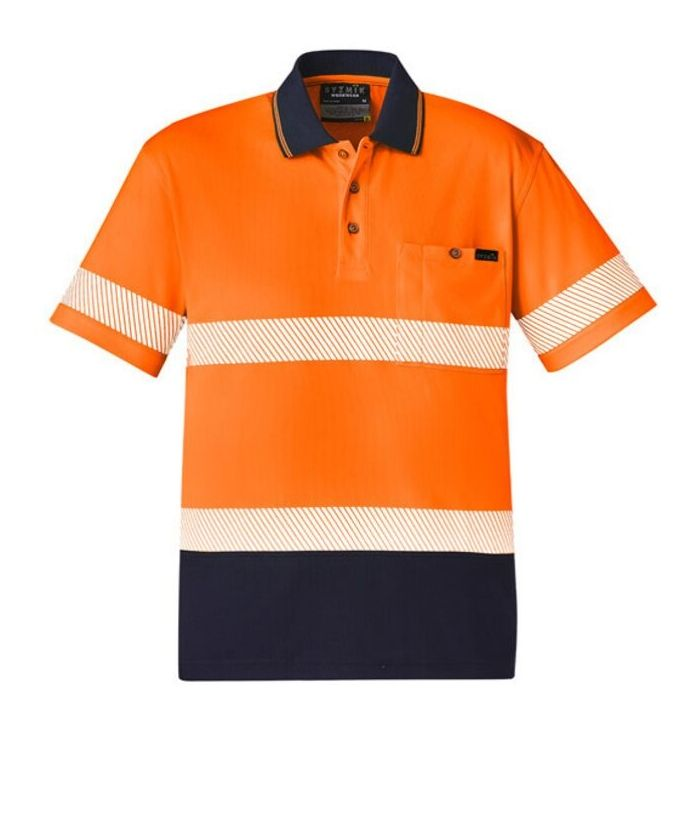 hi-vis-polo-short-sleeve-orange-navy-taped-day-night