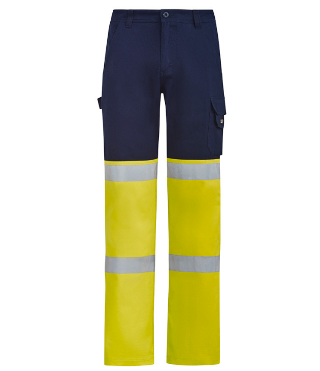 Mens Bio Motion Hi Vis Taped Pant-zp980-syzmik