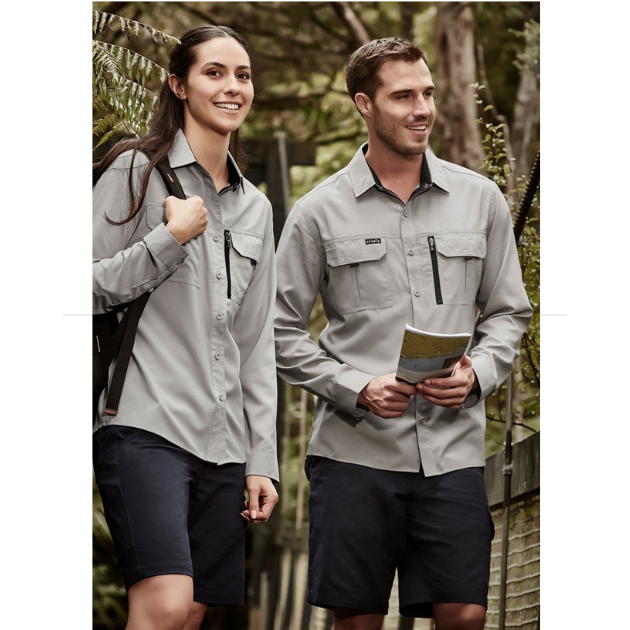 Mens Outdoor Long Sleeve Shirt