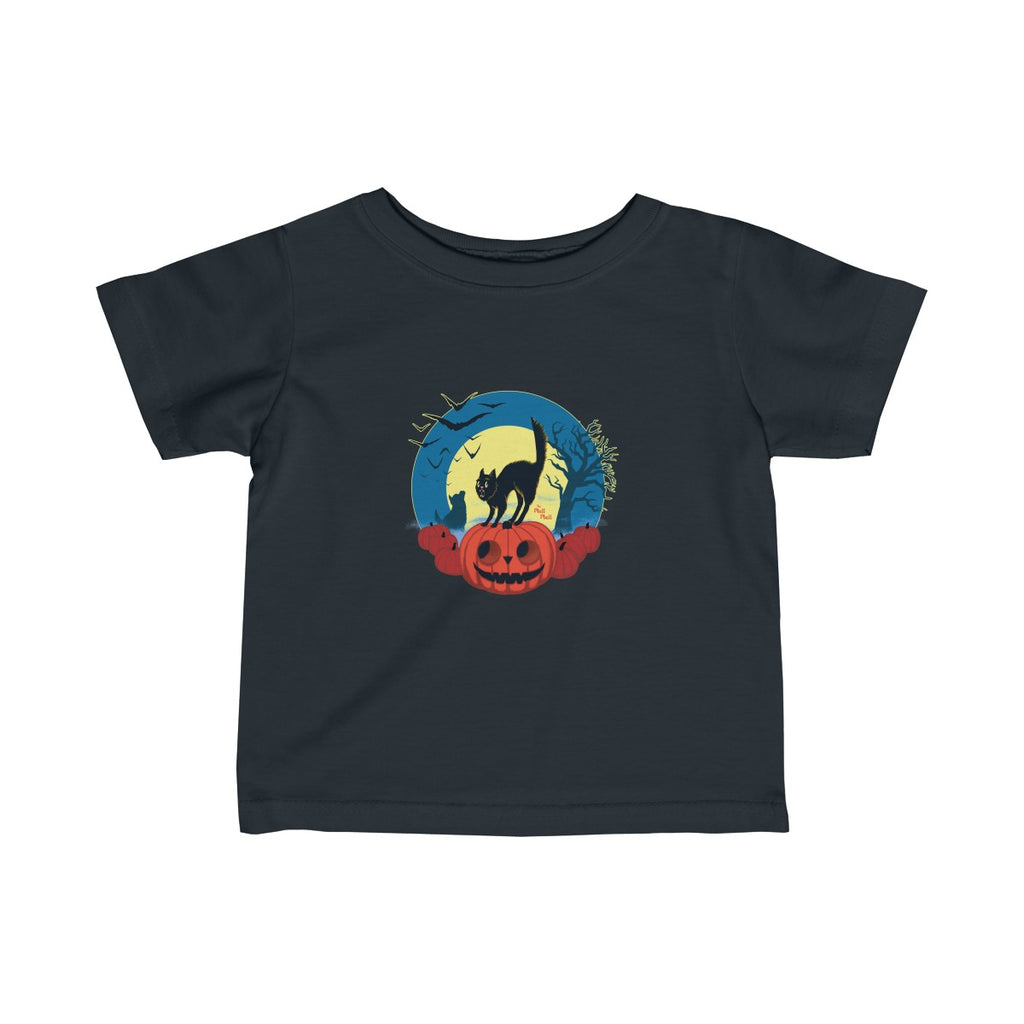 Scaredy Cat Infant T-Shirt