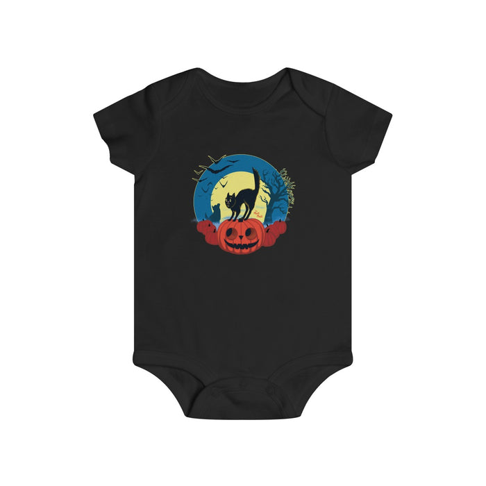 Scaredy Cat Baby Bodysuit