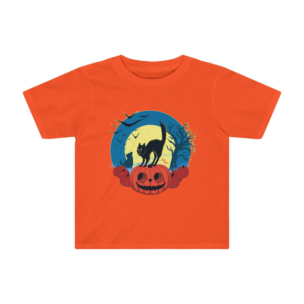Scaredy Cat Toddler T-Shirt