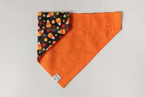 Cat Bandana, Candy Corn