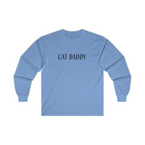 Cat Daddy Long Sleeve T-Shirt