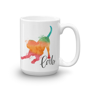 Coffee Mug, Lab