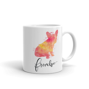 Coffee Mug, French Bulldog