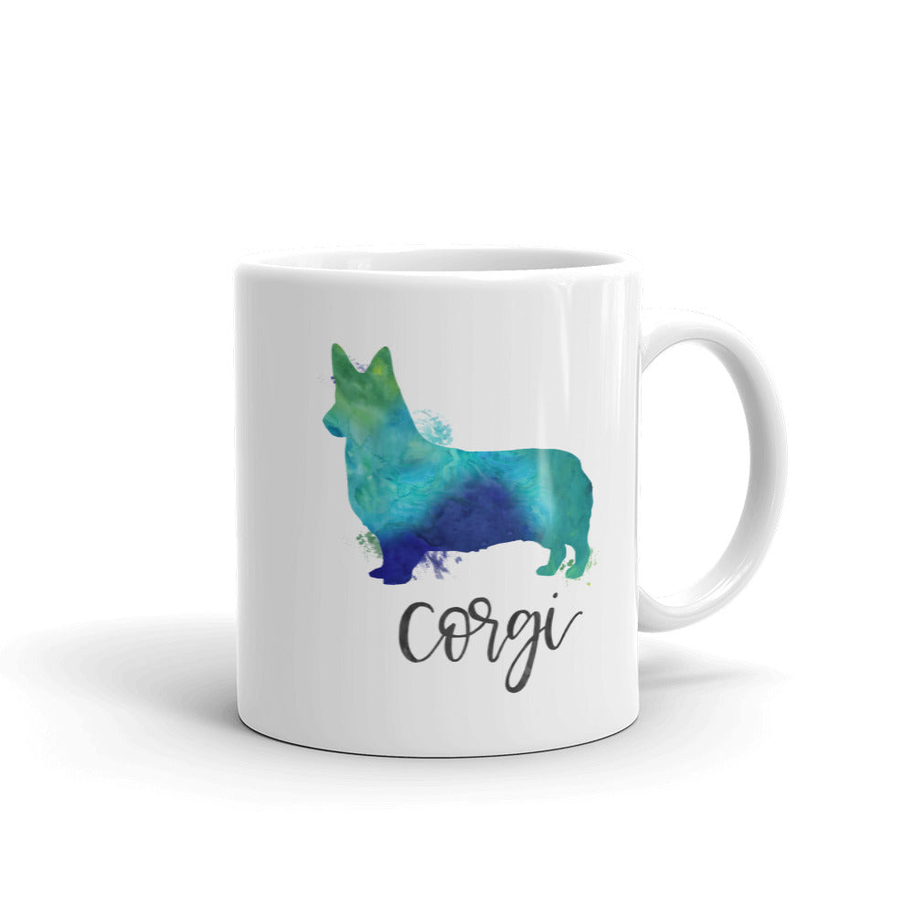 Coffee Mug, Corgi