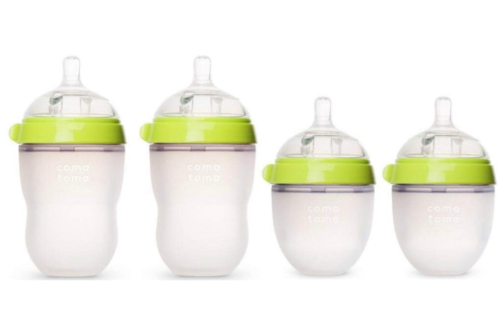 USED Comotomo Bottles - Little Lady Agency