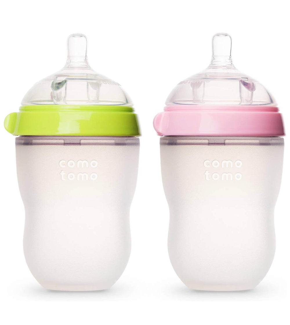 Comotomo Bottles - Little Lady Agency
