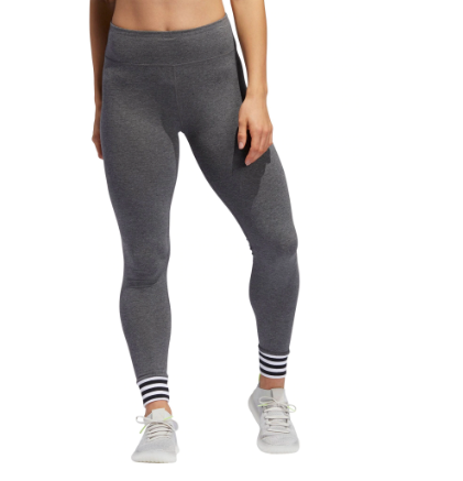 Women's Adidas High Rise Tights - Little Lady Agency