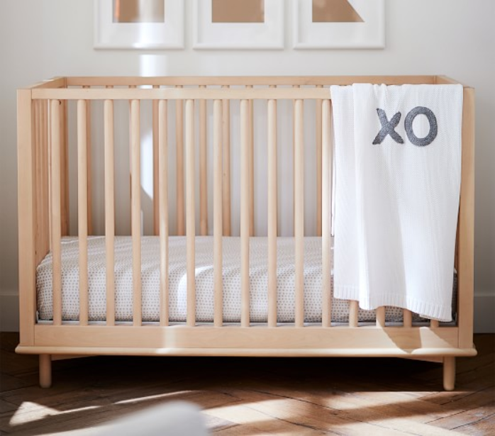 XO Knit Baby Blanket - Little Lady Agency