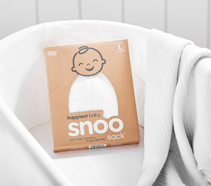 Happiest Baby SNOO Sleep Sack - Little Lady Agency