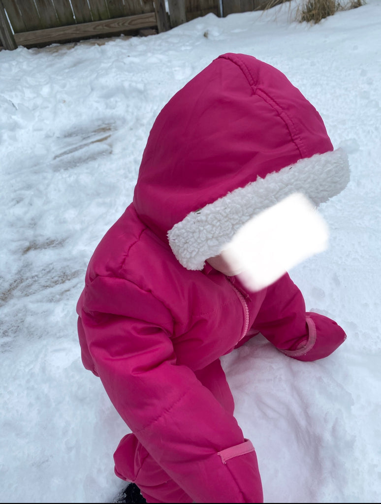 Baby Clothing snow suit 1-2yo