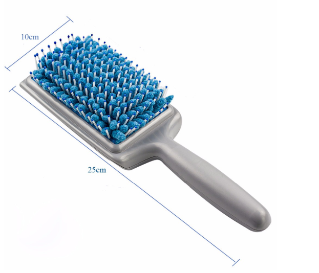 Magic Hair Comb Fast drying with Microfiber  Anti-dandruff