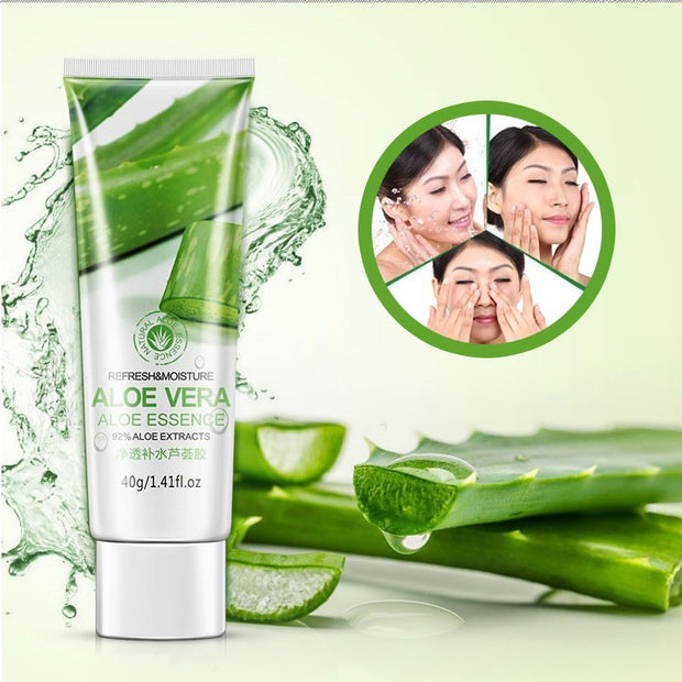 Aloe Vera Gel Anti-wrinkle, Skin stain Treatment Against Acne