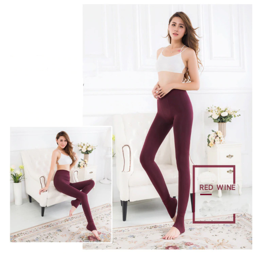 Warm Velvet Winter Leggings