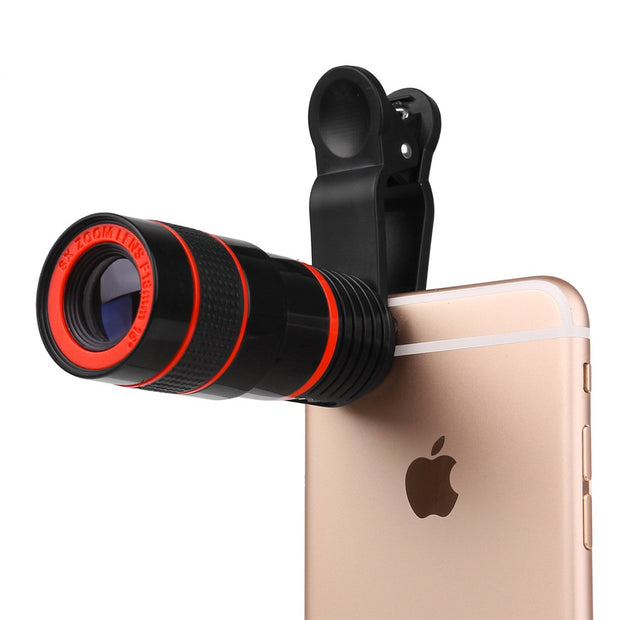 Lens Phone Camera 8X for iPhone & android