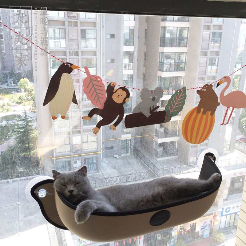 Hammock Bed for Cat Comfortable & Relaxing