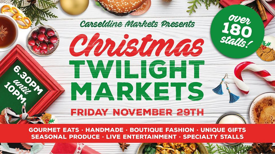 Carseldine Twilight Christmas Market 29th November 2019