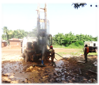 Ghana Water Projects-Upper East Region